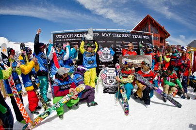 Swatch Skiers Cup Confirmed Athletes