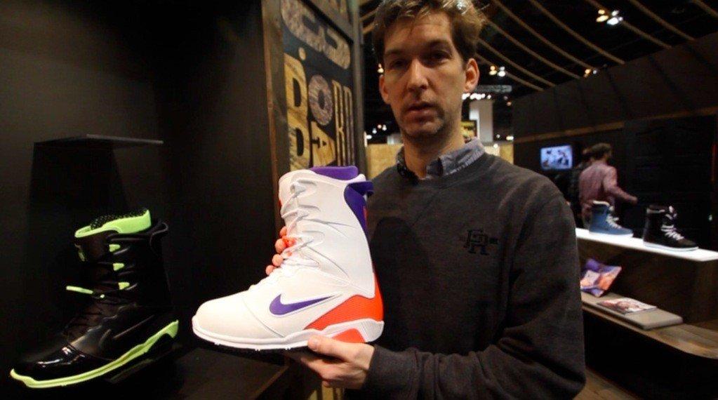 Nike Snowboard Boots 2012