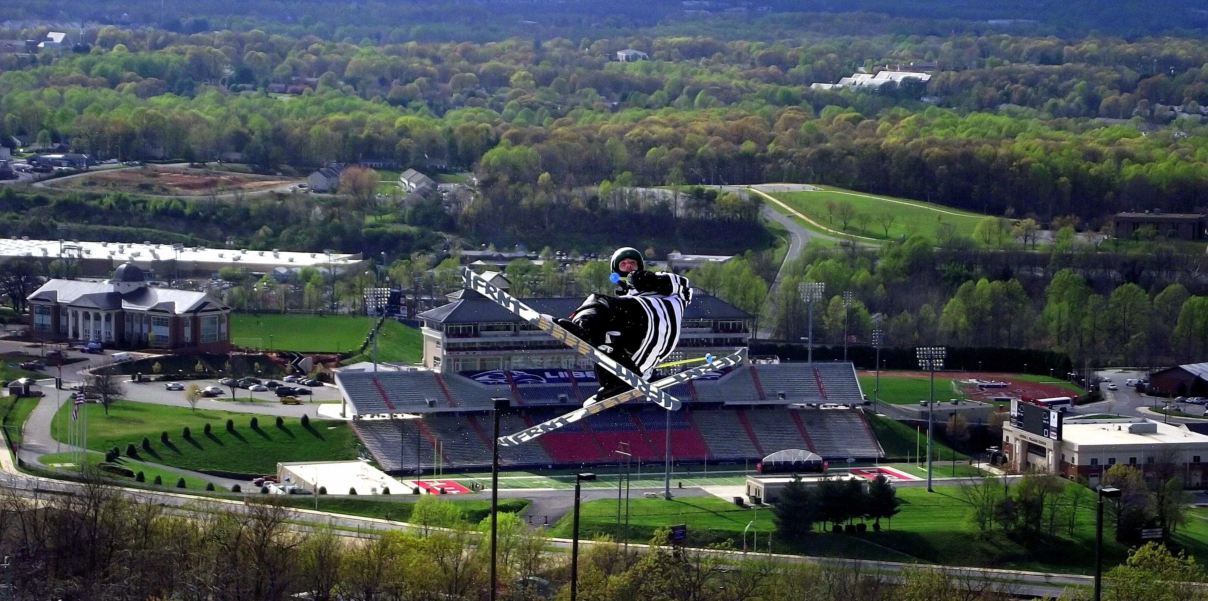 LU Football Field
