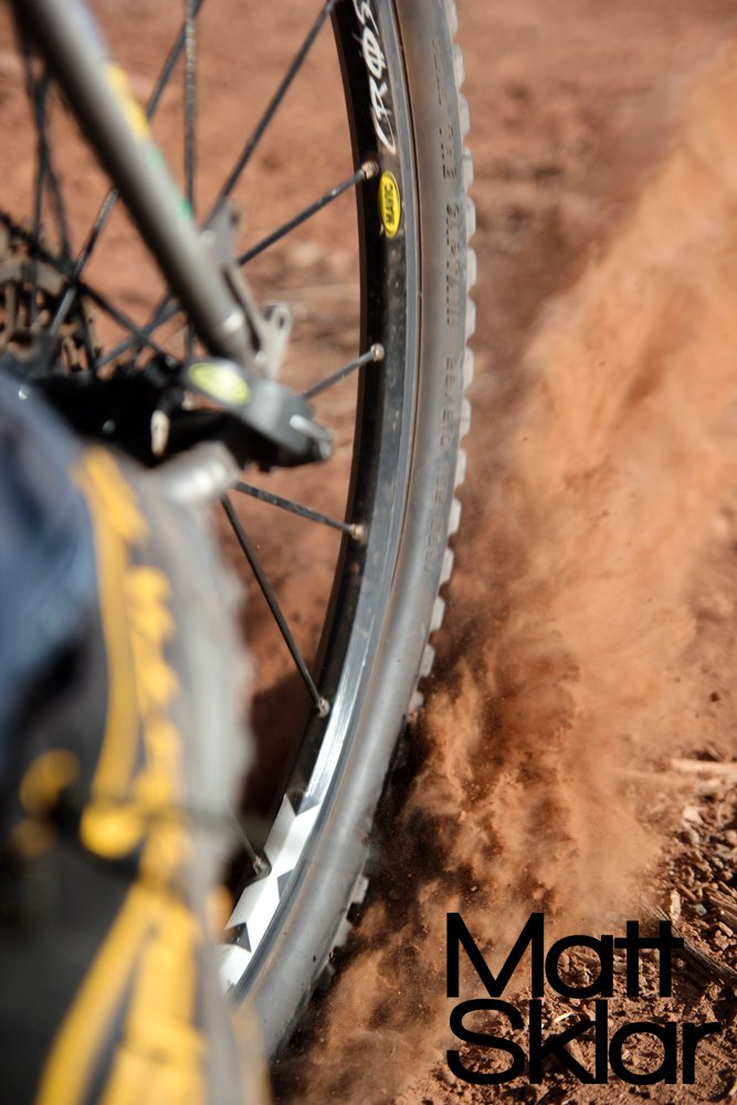Moab biking