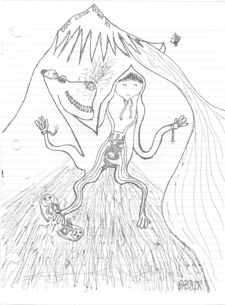 YOKE two headed monster