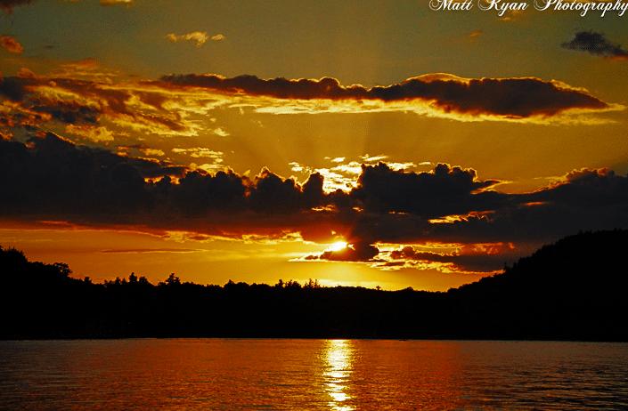 Sunapee Sunset 2