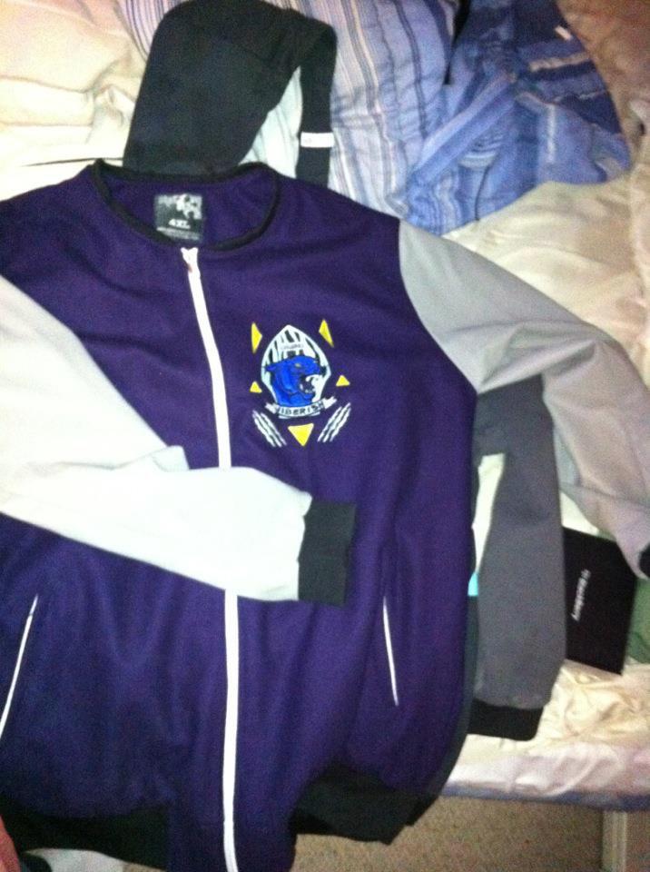 4XL banghera crew jacket