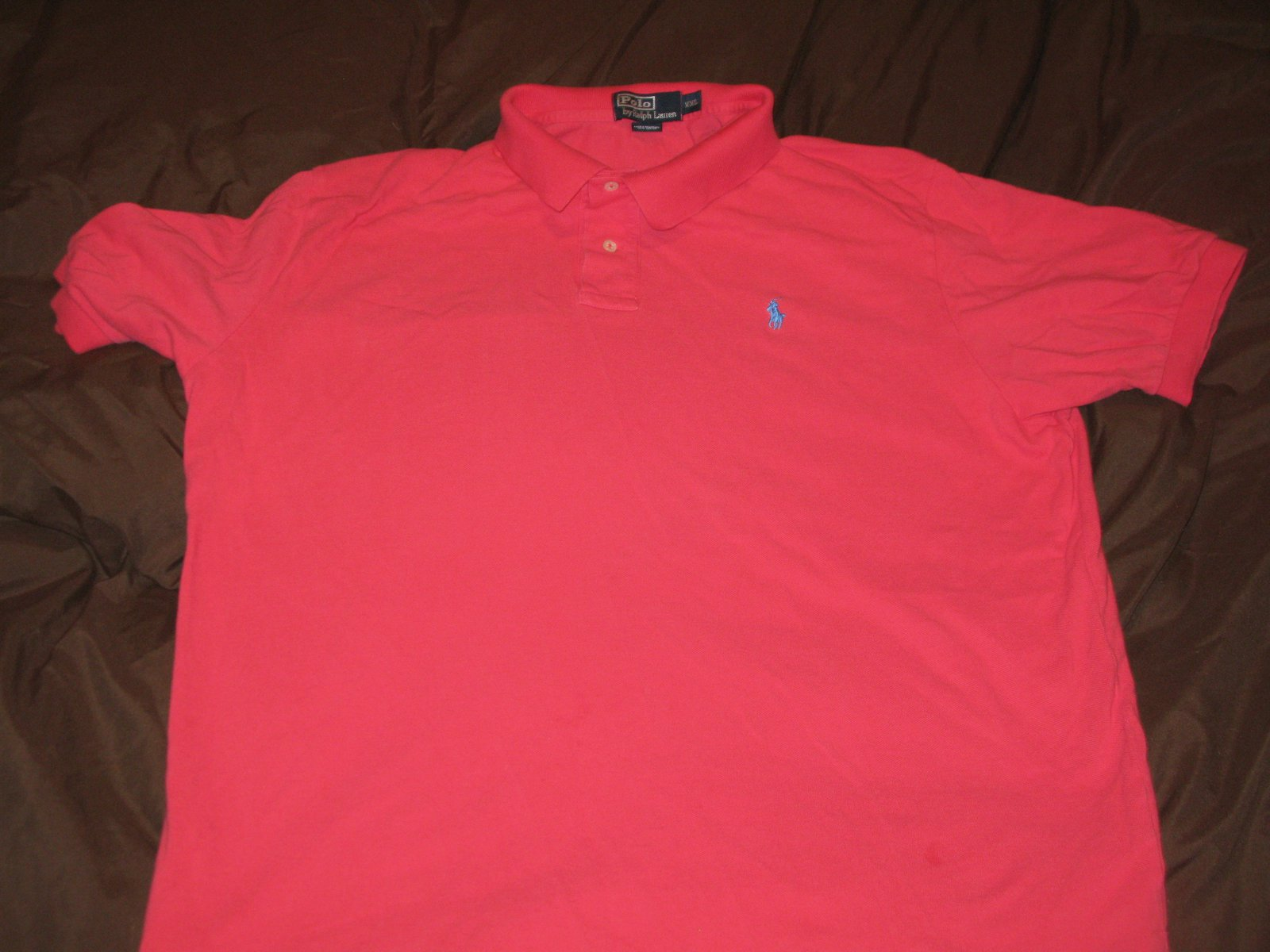 darkpink polo ralph lauren