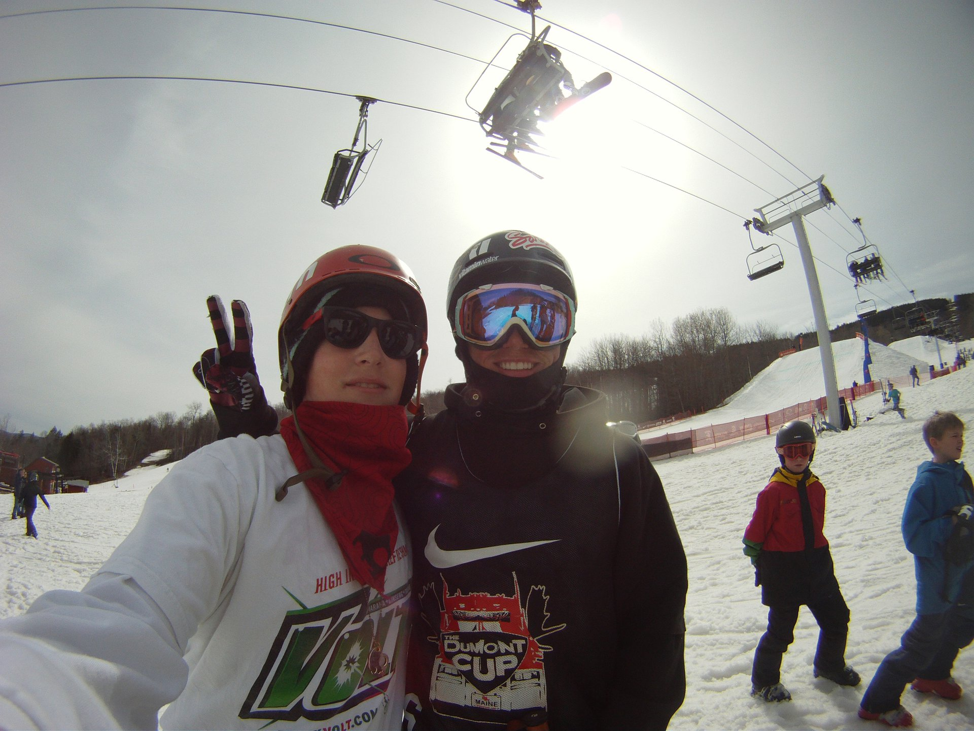 me and gus kenworthy