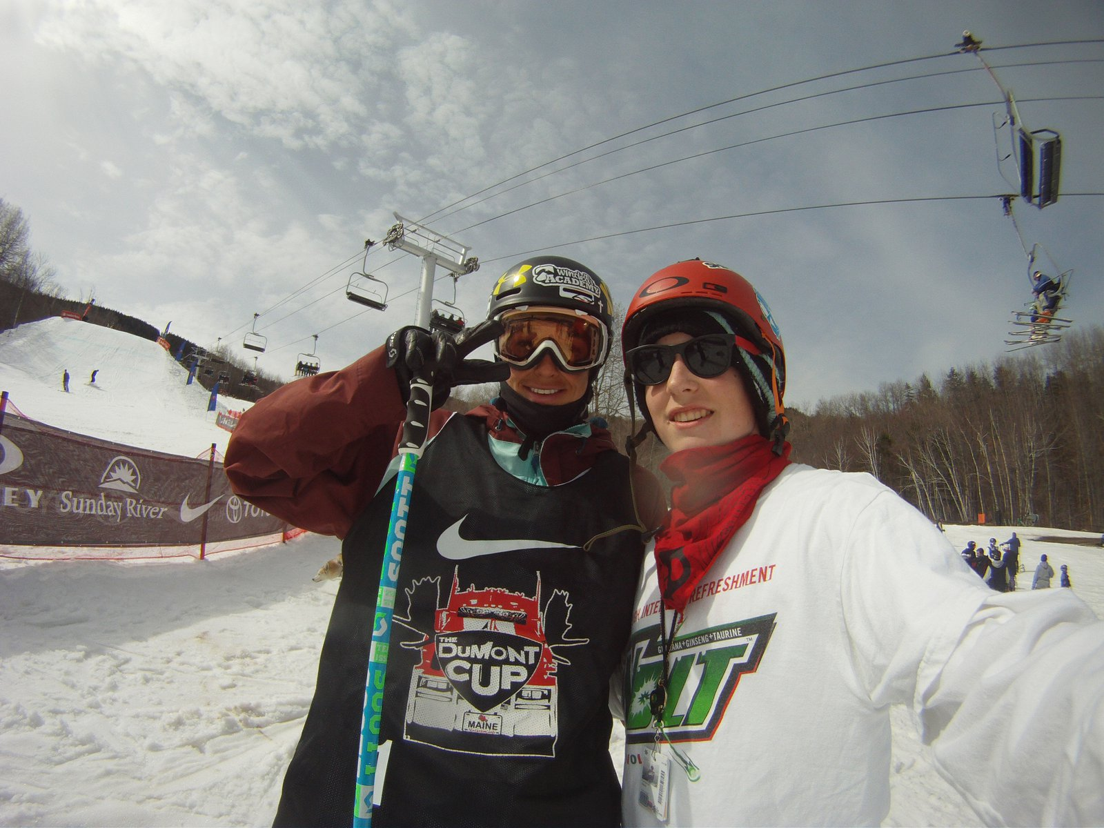 me and nick goepper