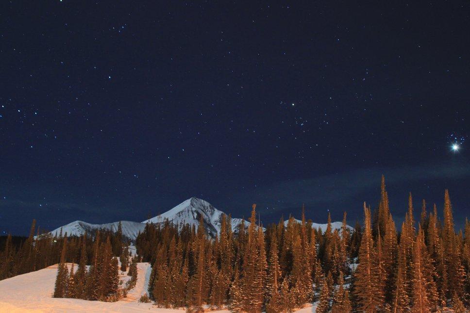 Lone Peak Mountain
