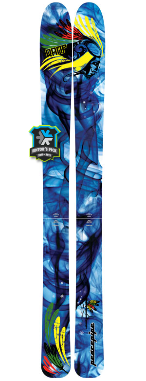 peacepipe pow ski