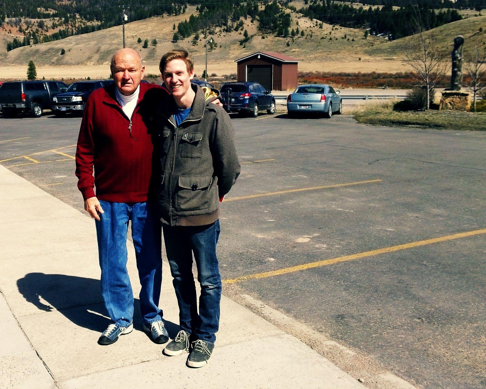 Warren Miller and I
