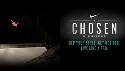 Nike Ski Chosen Contest Winner