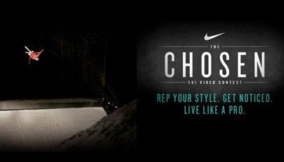 Nike Ski Chosen Contest Winner