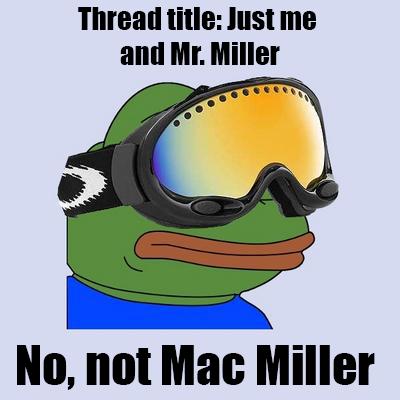 mac/warren miller sad skier frog