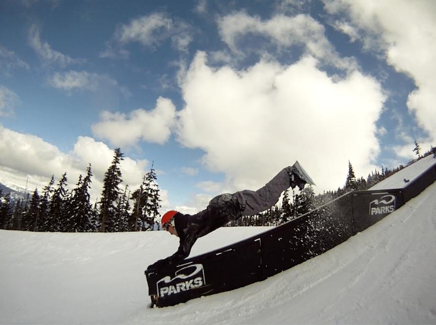 Fuckin' Snowboarders.