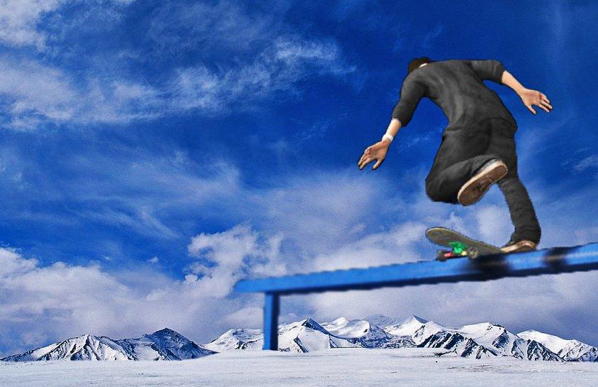 Skate 3 Modded Level
