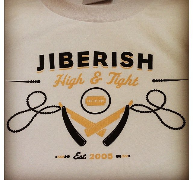 Jiberish Shirt