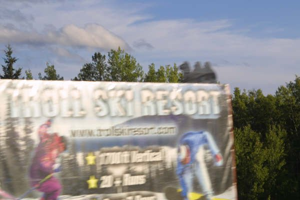 Troll ski resort