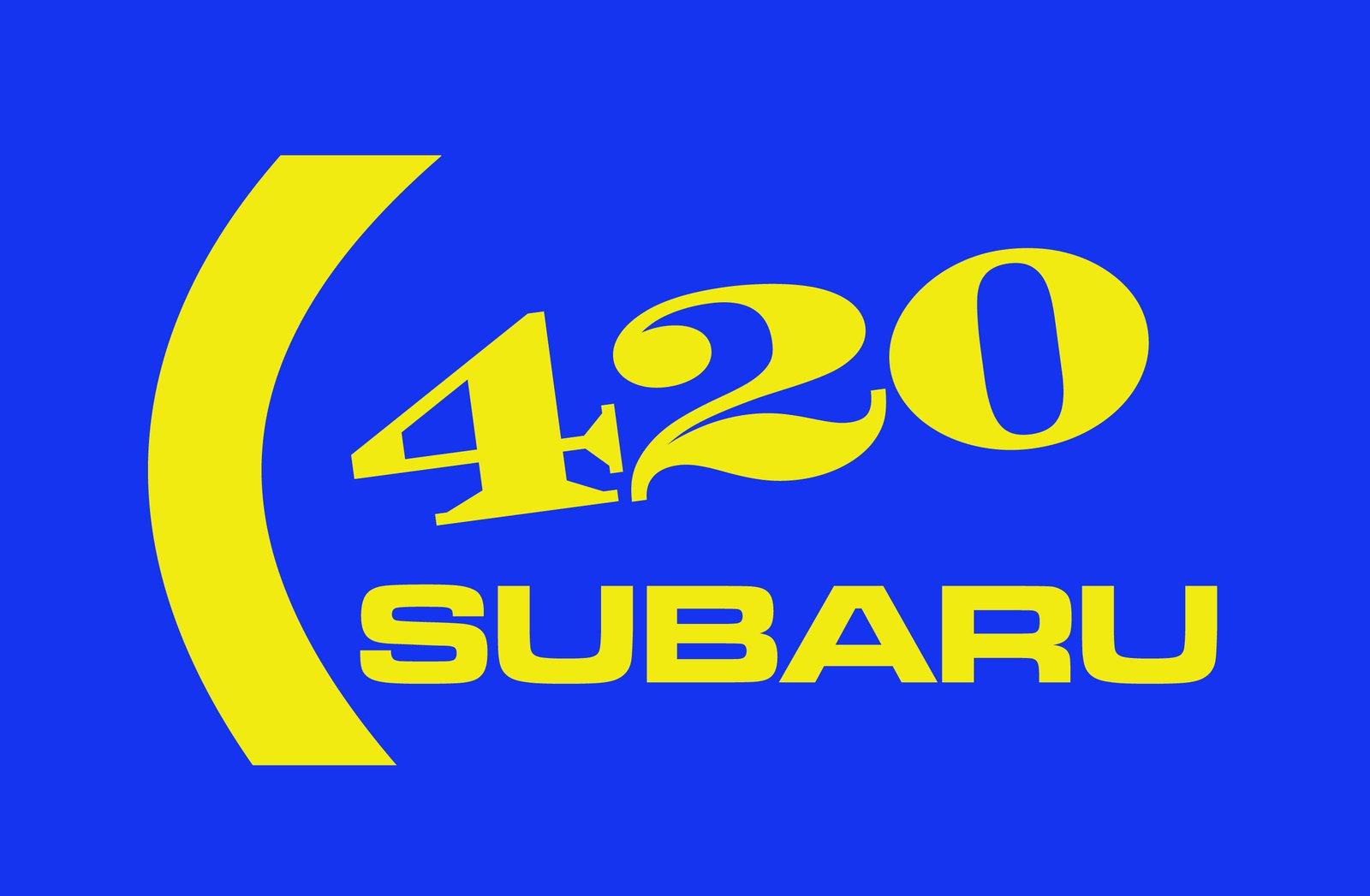 420 subaru rally team