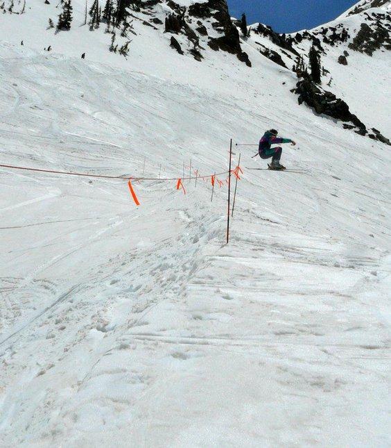 Snowbird Rope Gap