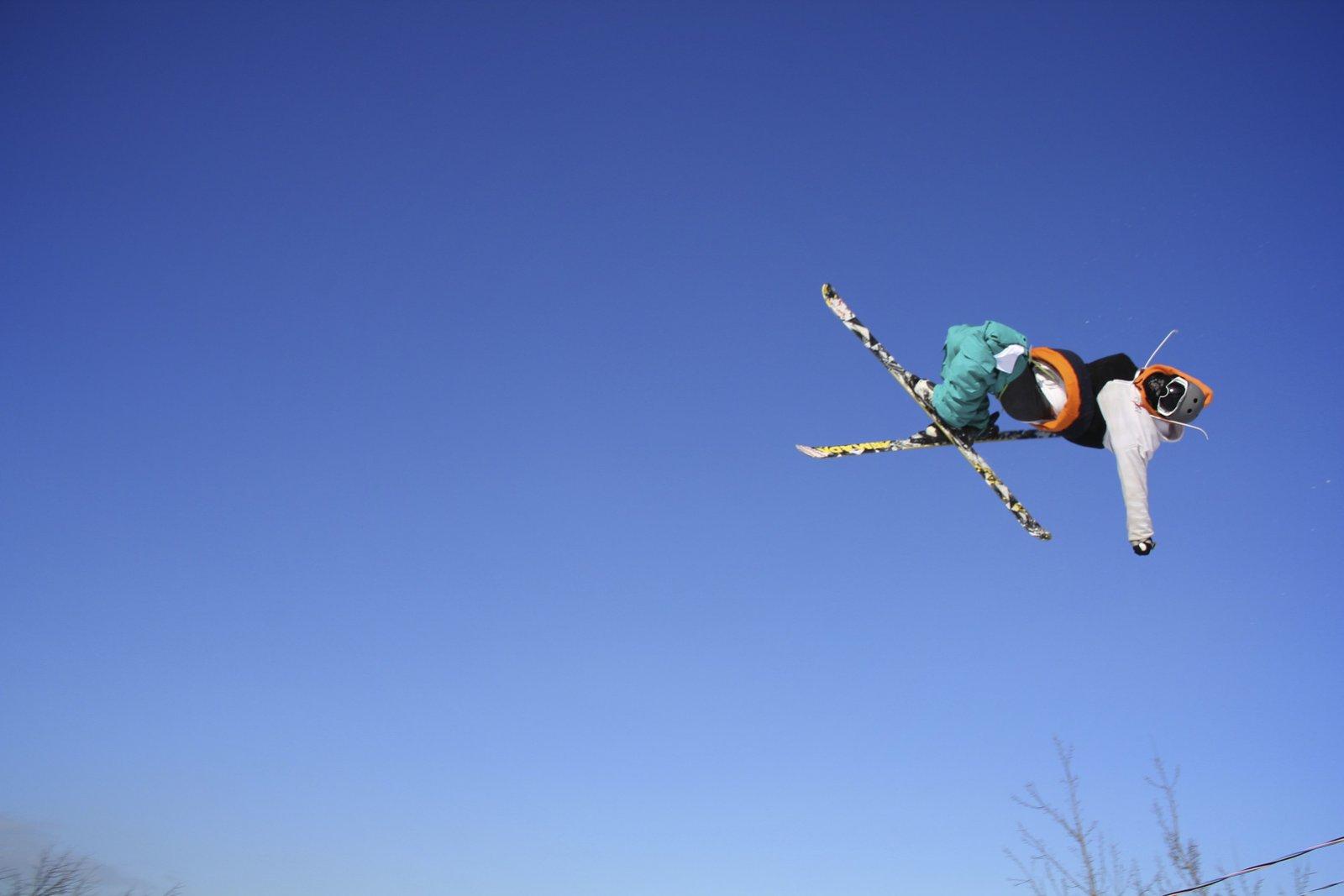 Blue Bird Sky