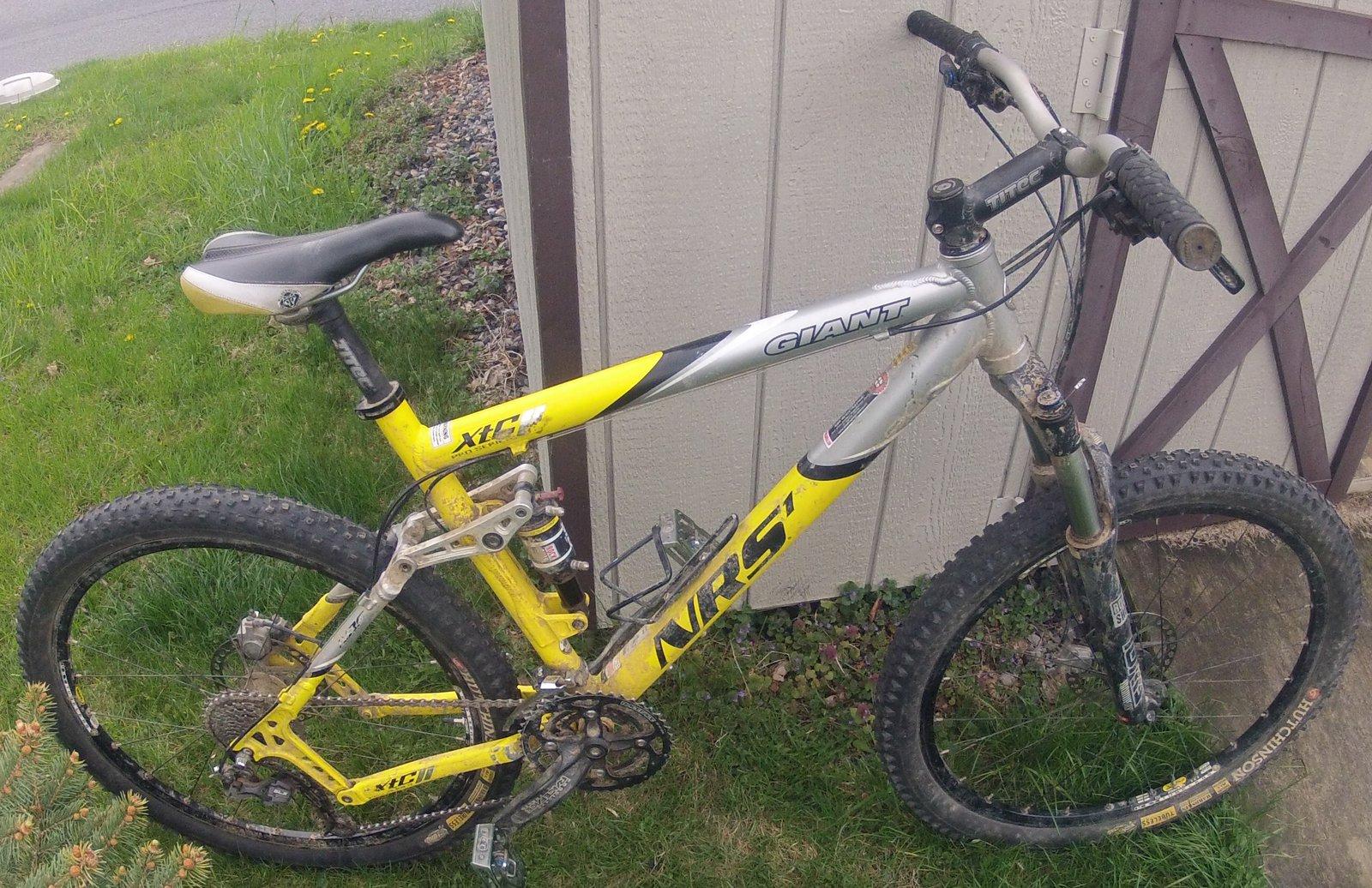 Giant NRS 1 xtc mountain bike