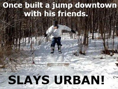 Gaper  Urban Meme