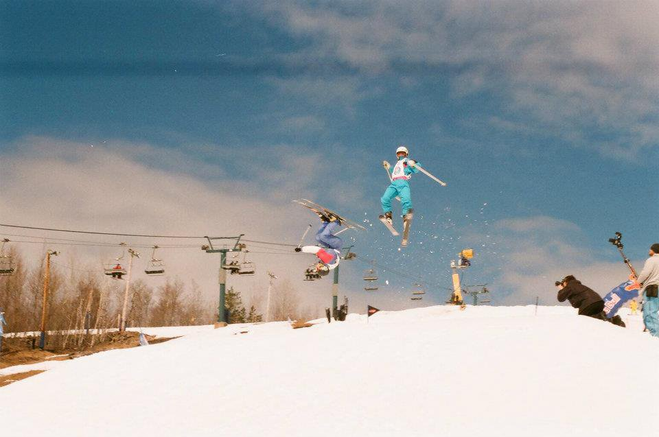 Team Newschoolers at Red Bull 1976