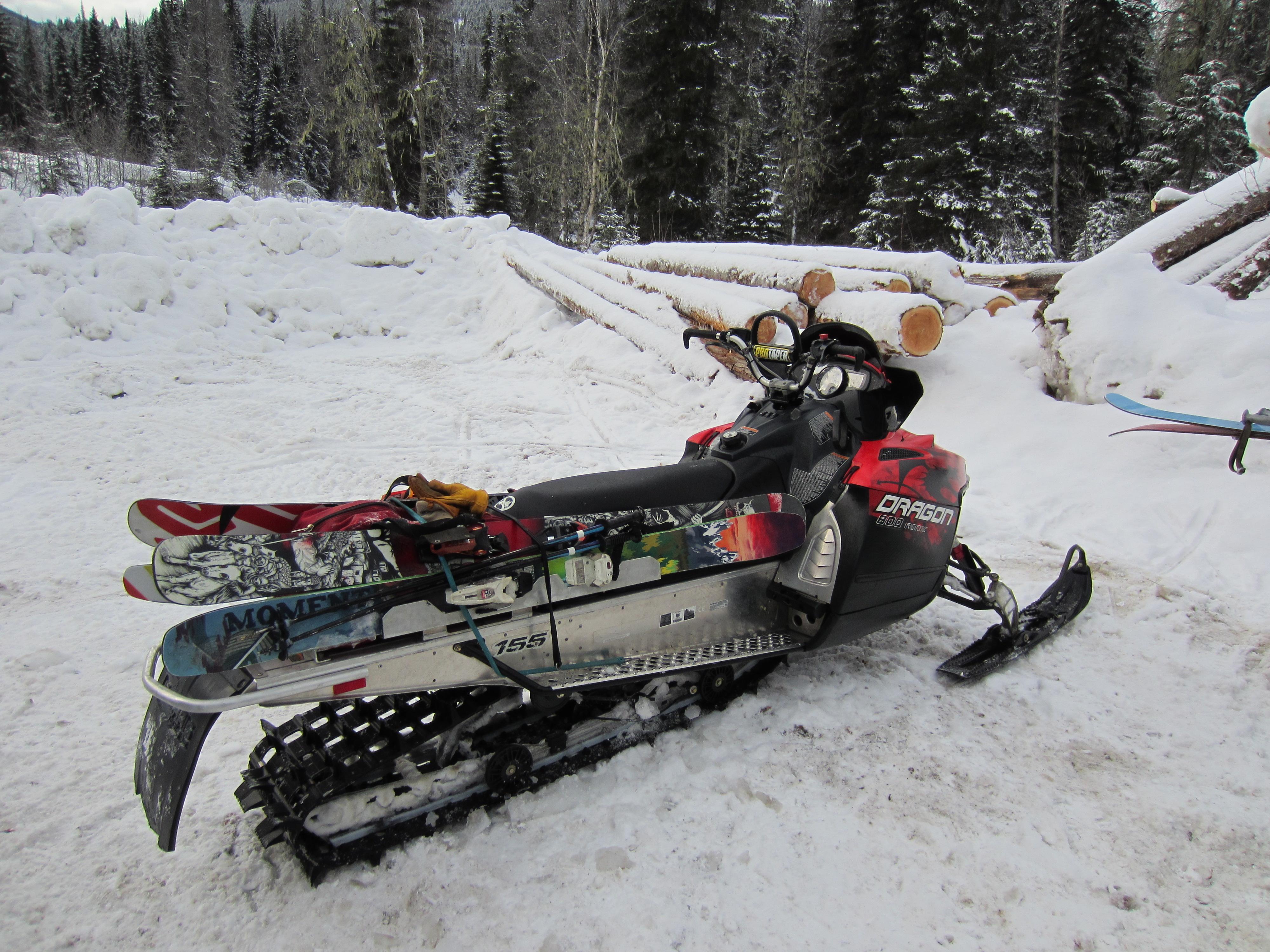 New Ski Racks Snowboard Snowmobile Gear Talk Newschoolers Com