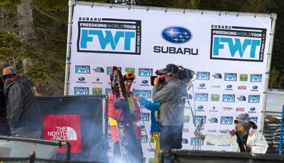 Freeskiing World Tour Finals