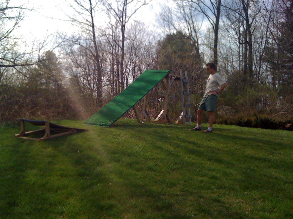 Backyard Drop-In
