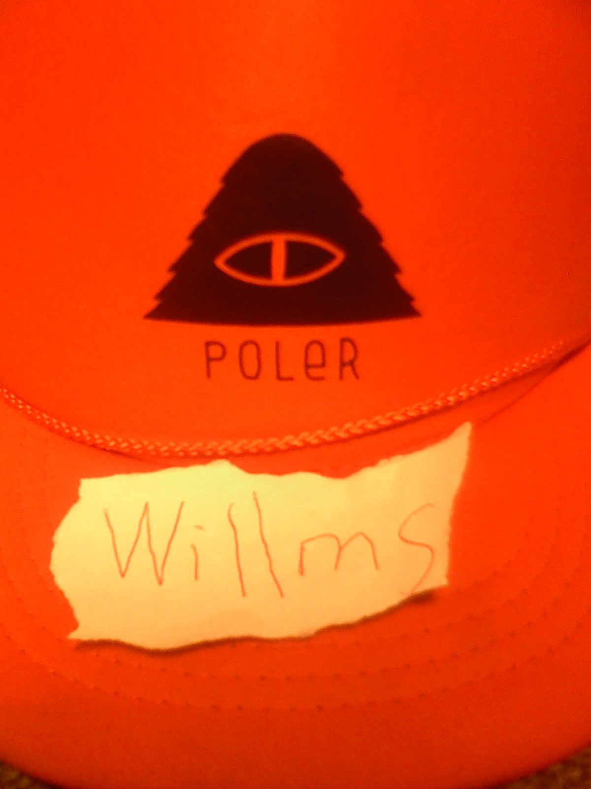 poler hat
