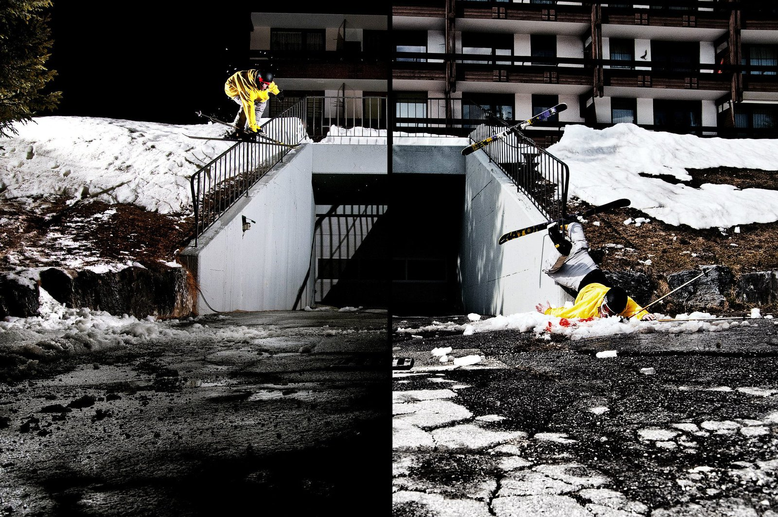 """Snowpark Rally Final - """"Kind of"""" the Winner Pic"""