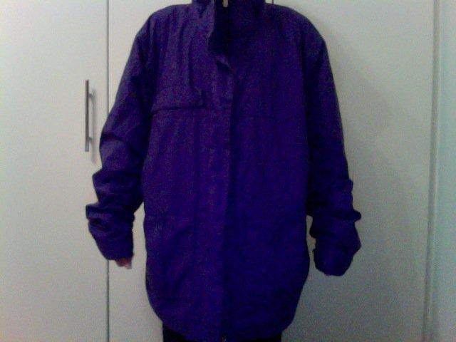 Bonfire Purple Jacket (Mens M)