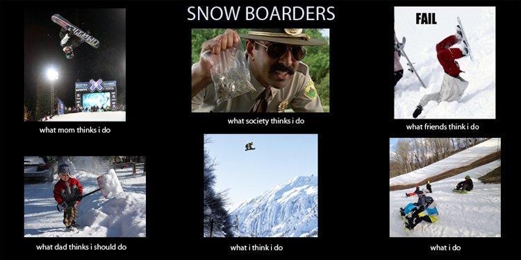 SNOW BOARDERS
