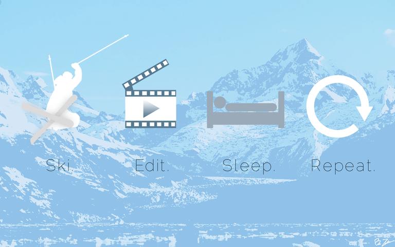 Ski.Edit.Sleep.Repeat