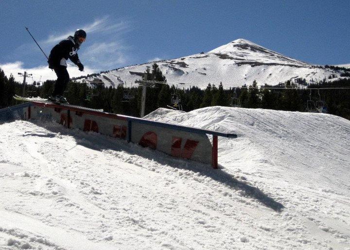 Breck Flat Down.