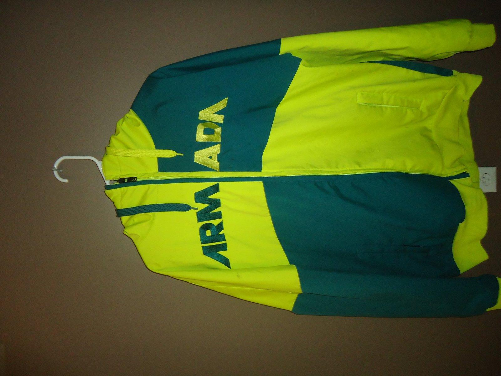 Armada Hard shell sweat-shirt