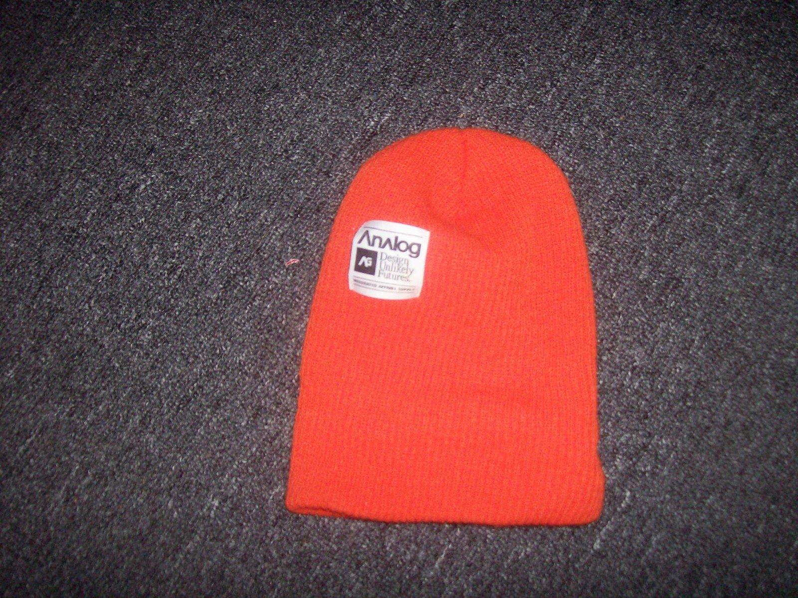 analog hat sale