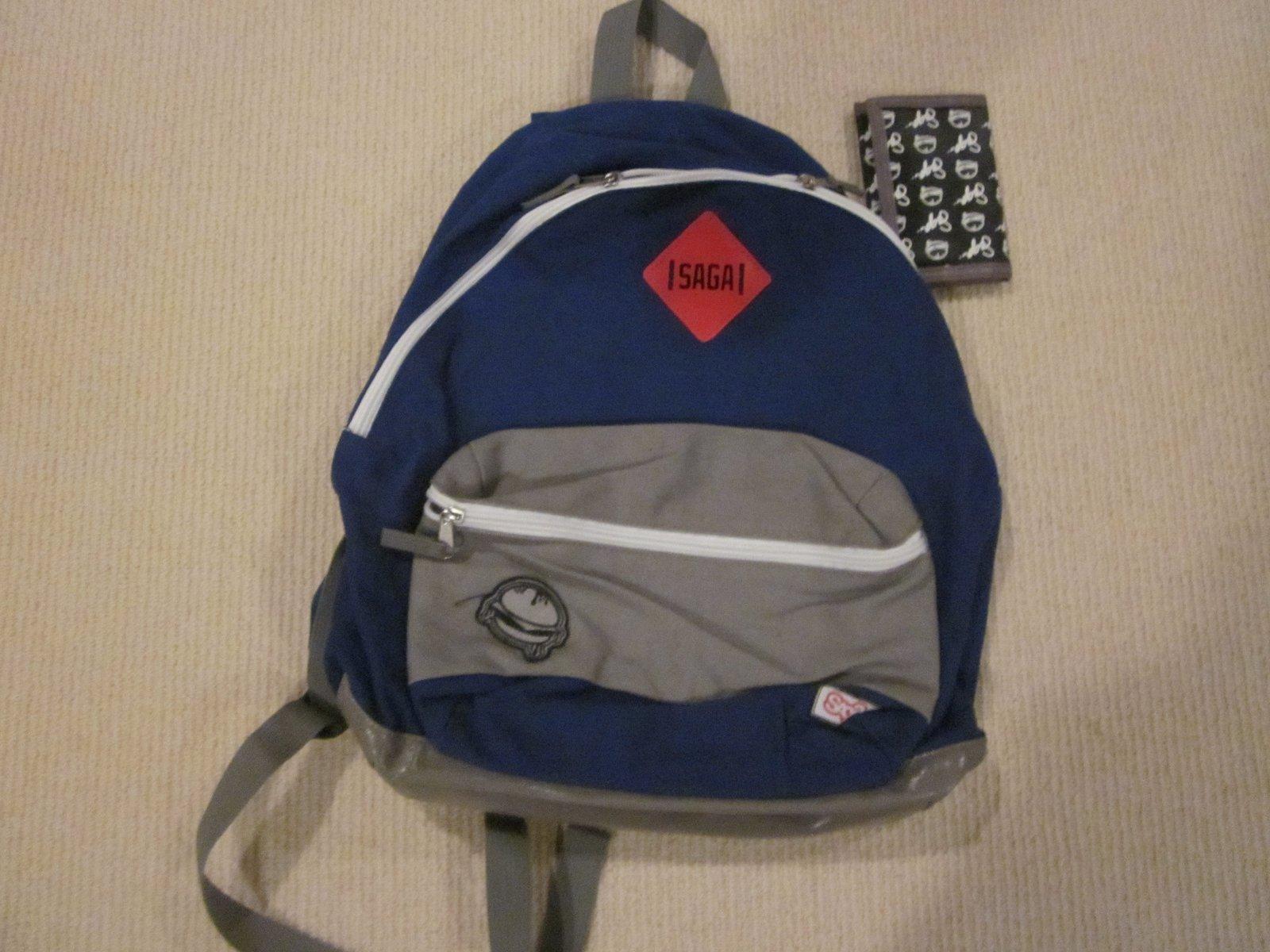 Saga Backpack For Sale