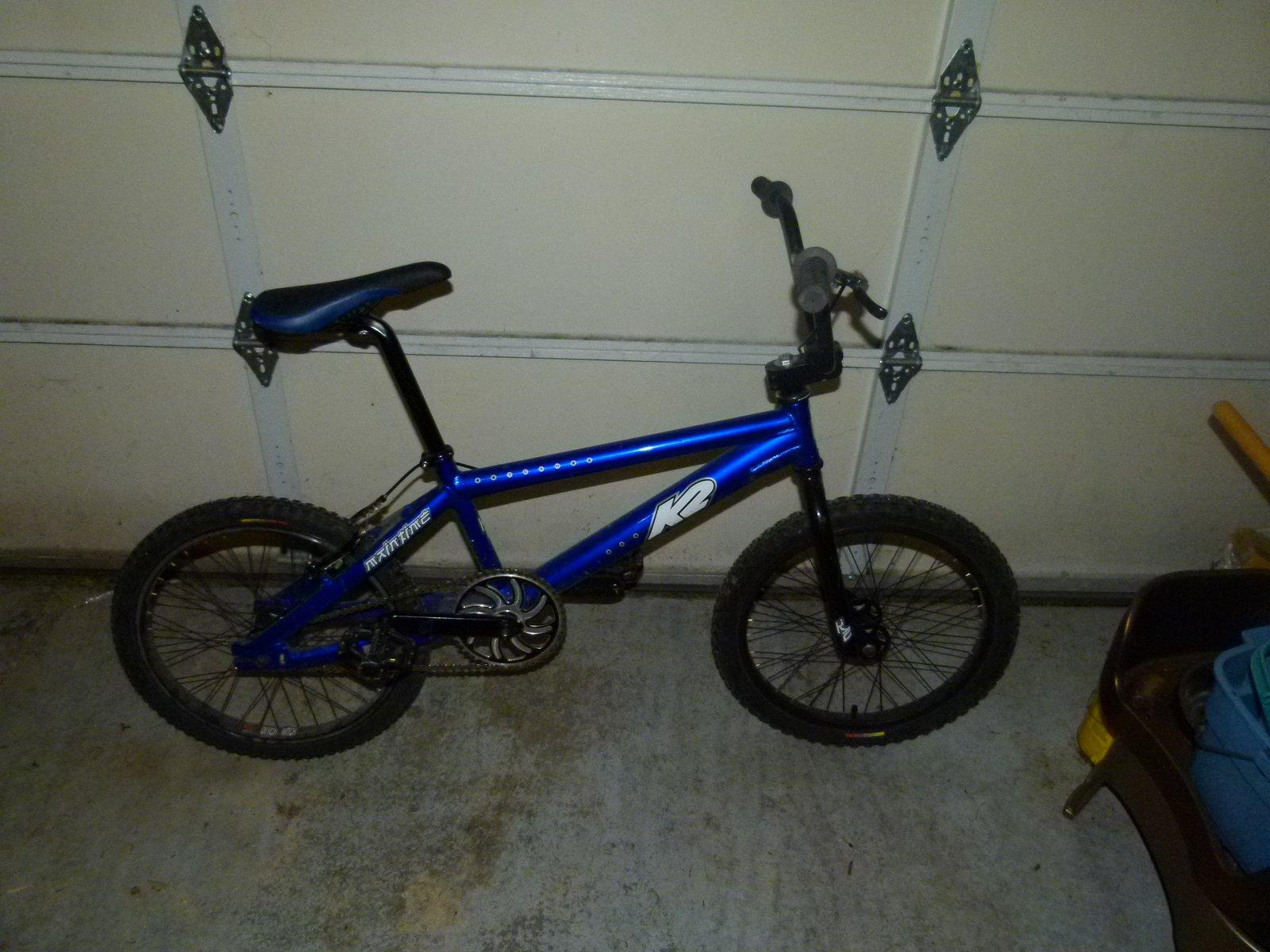 K2 Bike FS