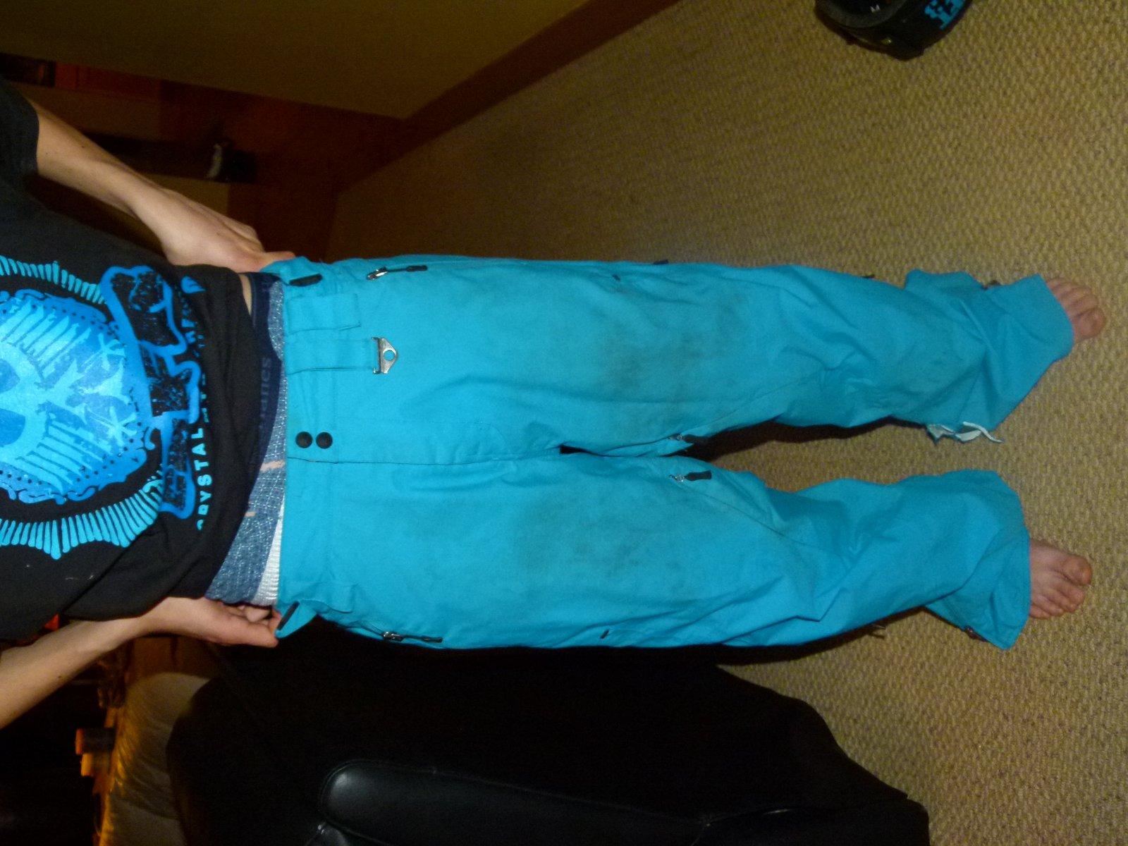 Oakley pants FS