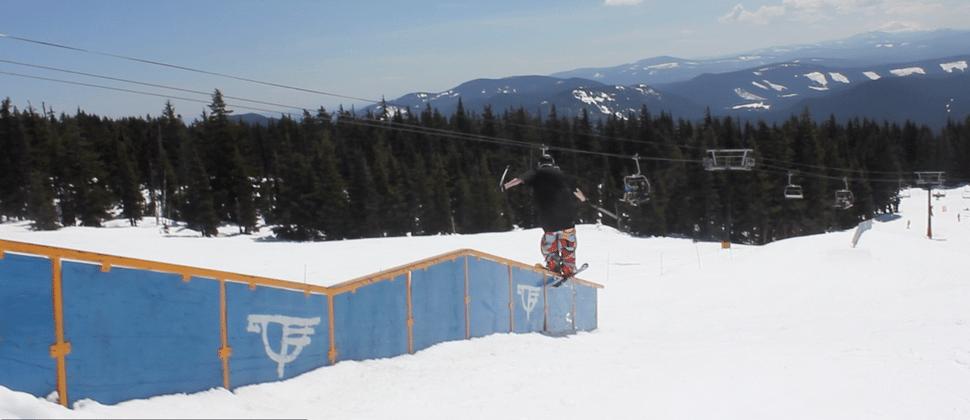 SkiSlide DFD