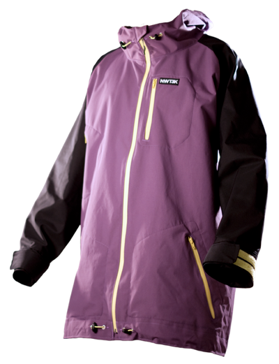 NWT3K - Build your own jacket