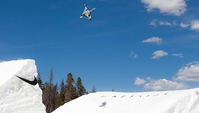 Nike Ski Chosen Shoot Day 1