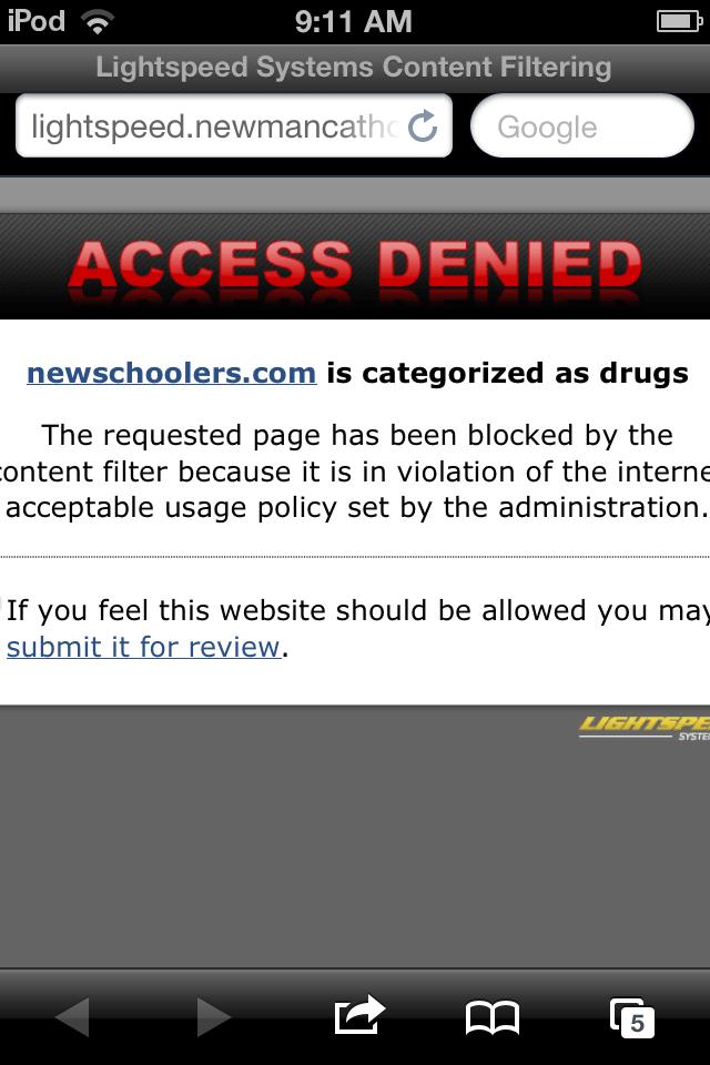 NS = Drugs?