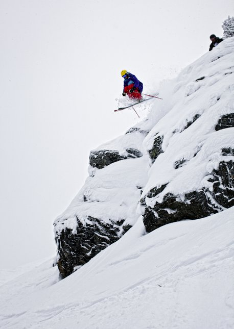 Amon Barker Drop Cliffs