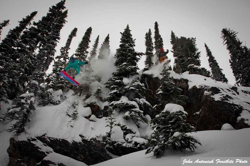 Jake Teuton Dropping