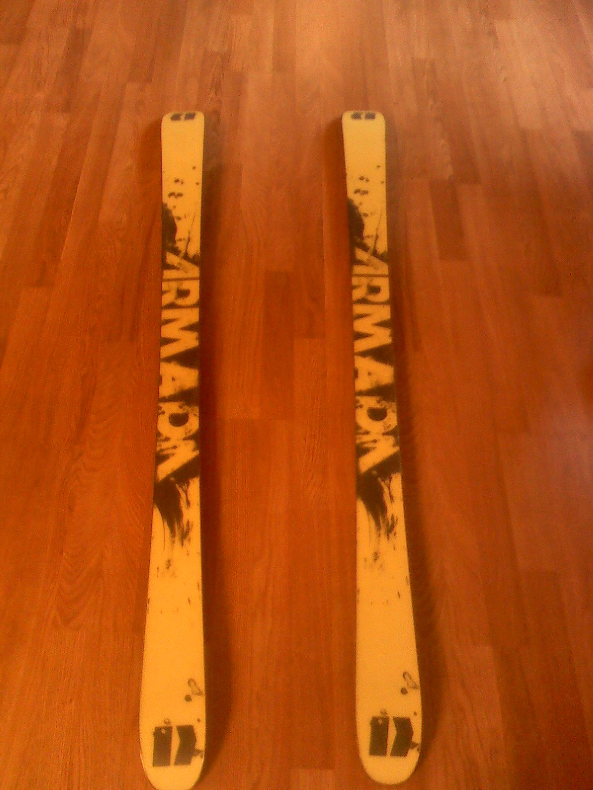 skis for trade