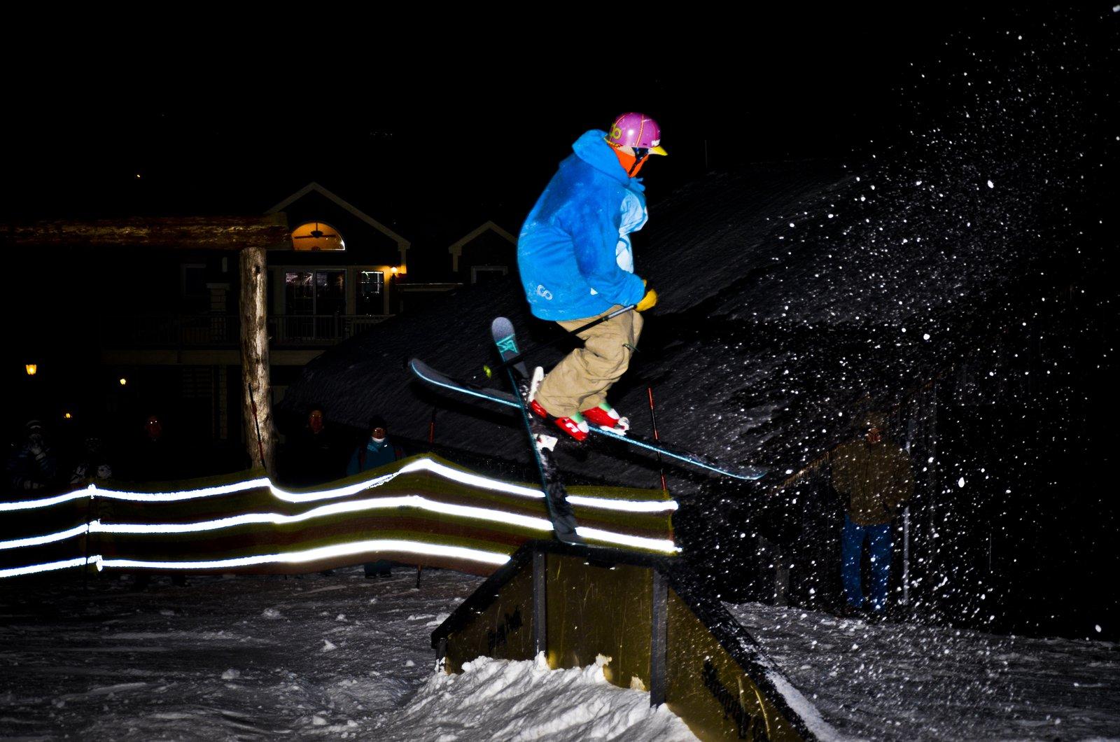 **Losing The Ski**