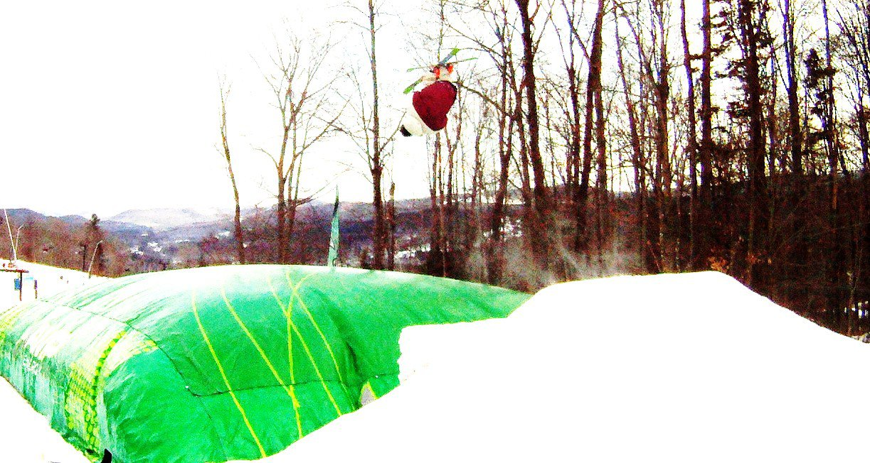 Airbag at Okemo