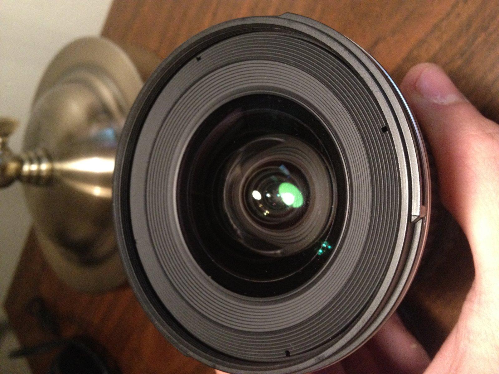 Tokina 11-16mm Nikon